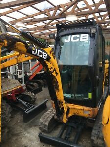 1.8Ton Mini Digger and driver Hire in London