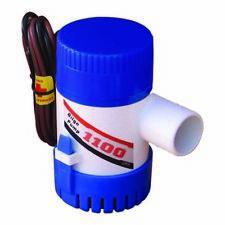 Pompe de cale immergée 12 volts 1100 GPH