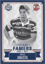 2018 Nrl Glory Future Famers (FF 27) Braith ANASTA Roosters