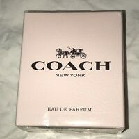 Coach New York 1.7 oz Women's Eau De Parfum New in Box Sealed NIB