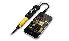 iRIG IK Multimedia GUITAR midi Interface for iPhone/iPod/iPad pro tools