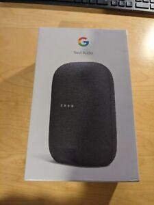 Google Nest Audio Smart Home Speaker Charcoal 2020