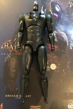 "Hot Toys Batman Arkham Knight 12"" VGM28 cuerpo desnudo muscular Suelto Escala 1/6th"