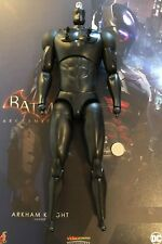 "Hot Toys Batman Arkham Knight 12"" Nude Muscle Body VGM28 loose 1/6th scale"