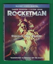 Rocketman SLIPCOVER ONLY fits blu-ray case
