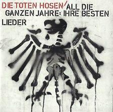inkl. Ich würde nie zum FB Bayern München gehen (CD Album Die Toten Hosen OVP