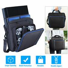 Travel Storage Carry Case Protective Shoulder Bag for Sony PlayStation4 PS4/Slim