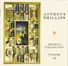 Anthony Phillips – Archive Collection Volume II 2CD Blue Print 2004 NEW