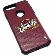 For iPhone  6+/7+/8+ PLUS - CLEVELAND CAVALIERS NBA BASKETBALL HYBRID CASE COVER