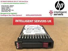 "HP M6625 450GB 6G 10K 2.5"" SAS Hard Drive ** AW612A / 613921-001 **"