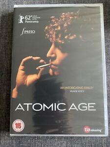 Atomic Age (2013) NEW SEALED DVD