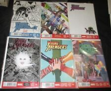 Young Avengers V.2 U-Pick One #1(2nd Print),8,9,10,12 or 15 Priced Per Comic