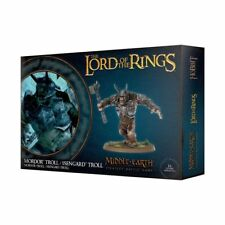 Mordor Troll Lord of the Rings Middle Earth Strategy Game BNIB