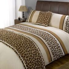 Linge de lit et ensembles gris en microfibre pour chambre