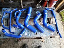 MJC Automotive Mazda MX5 MK1 1.8 Silicone Coolant & Breather Hose Kit Blue