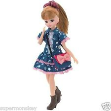TAKARA TOMY JAPAN LICCA DOLL LW-12 STAR GIRL LA48503