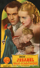 Jezebel Original  Spanish movie herald 1938    Bette Davis  Henry Fonda