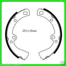 Brake Shoes To Fit Nissan Sunny 1970 - 1982  [BSH1129]