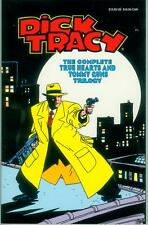 Dick Tracy: True Hearts & Tommy Guns TRILOGY (Kyle Baker) (TPB, USA 1990)