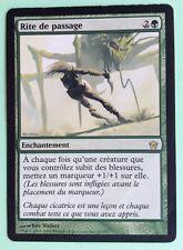MTG MAGIC Carte RITE DE PASSAGE Fifthdawn 5eme Aube 91/165 Enchantement