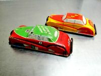 Vintage Tin Cars Redline TAXI and Monte Carlo Rally. Made in Gr.Britain in 60's