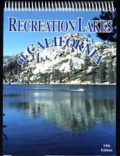 DIANE & JAKE DIRKSEN RECREATION LAKES OF CALIFORNIA 14TH EDITION