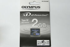 Olympus original XD Speicherkarte 2GB M+ Neuware XD Picture Card