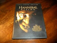 HANNIBAL RISING DVD EXCELLENT CONDITION