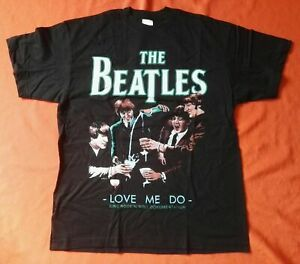THE BEATLES Shirt Größe L - NEU