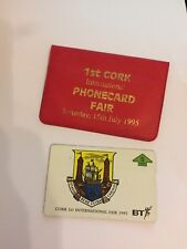 Cork International phone card Fair Phone card