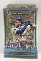 2020 Topps Gypsy Queen Hanger Box NEW Factory Sealed Robert, Lux, Bichette RC?