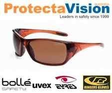 Bolle Voodoo Brown Polarised Safety Glasses & Sunglasses 1652719