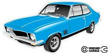 Holden LJ Torana GTR XU-1 2Door - Blue
