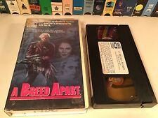 * A Breed Apart Rare 80's Drama VHS 1984 Rutger Hauer Kathleen Turner Thorn EMI