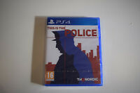 this is the police ps4 ps 4 playstation neuf sous blister