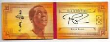 2013-14 Exquisite Basketball Rajon Rondo Year Of The Horse Autograph Card # 9/15