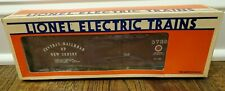 Lionel 6-5732 Central Railroad Of New Jersey Wood Side Reefer Unrun New in Box