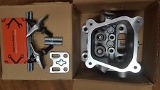 Honda GX120 Head, Complete with Valves and Gasket Set
