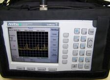 Anritsu S332D opt. 3 Ver. 5.34 Site Master nice Soft case,3A charger & battery !