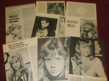 Hayley Mills - Clippings  (Lot B)