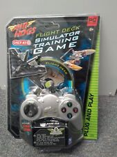 AIR HOGS PC FLIGHT SIMULATOR TRAINING GAME Plug & Play Flying Lessons Deck NEW