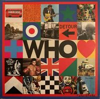 PETE TOWNSHEND THE WHO - WHO SIGNED SOFTPACK CD - UK EXCLUSIVE.