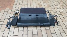Rear Leather Seats Complete Honda CRX JDM EDM EF8 EE8 ED9 SI HF DX 88-92 @RARE@