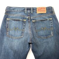 Lucky Brand Jeans Women's SWEET N LOW Boot Cut Stretch Dark Wash Size 2 / 26