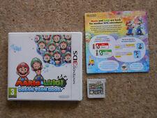 MARIO & LUIGI DREAM TEAM BROS * NINTENDO 3DS GAME 100% GENUINE . FAST POST