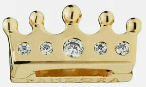Pandora Shine Reflexions Crown Clip Charm Sterling Silver NEW Authentic 767599CZ