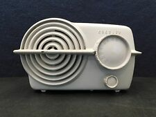 VINTAGE 1950s CROSLEY ART DECO OLD MID CENTURY ANTIQUE ATOMIC BULLSEYE RADIO !!!