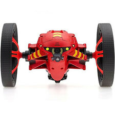 PARROT MINIDRONES JUMPING NIGHT DRONE MARSHALL RED APP CONTROLLED IOS ANDROID
