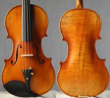 Master handmade antique Guarneri violin 4/4, oil varnish fiddle, excellent tone