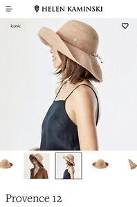 Brand New Helen Kaminski Provence 12 - Nougat RRP320